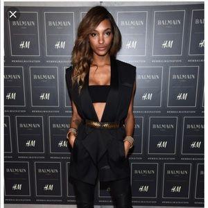 Balmain x H&M Vest Size 2 NWT